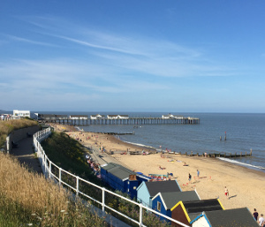 Summer in Southwold, a day by the Suffolk coast
